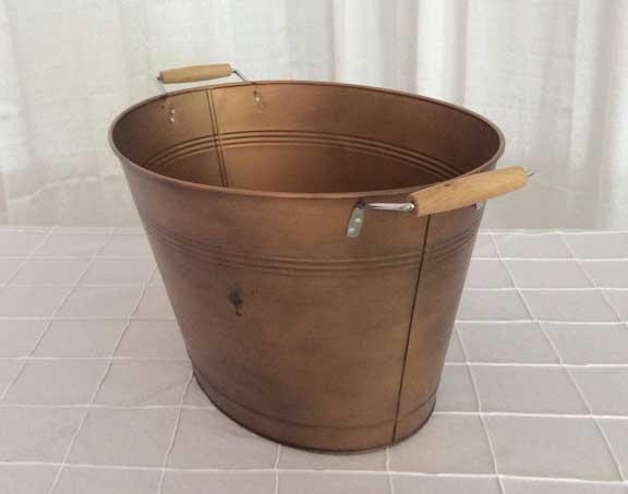 Copper Drink Tub  $12.50