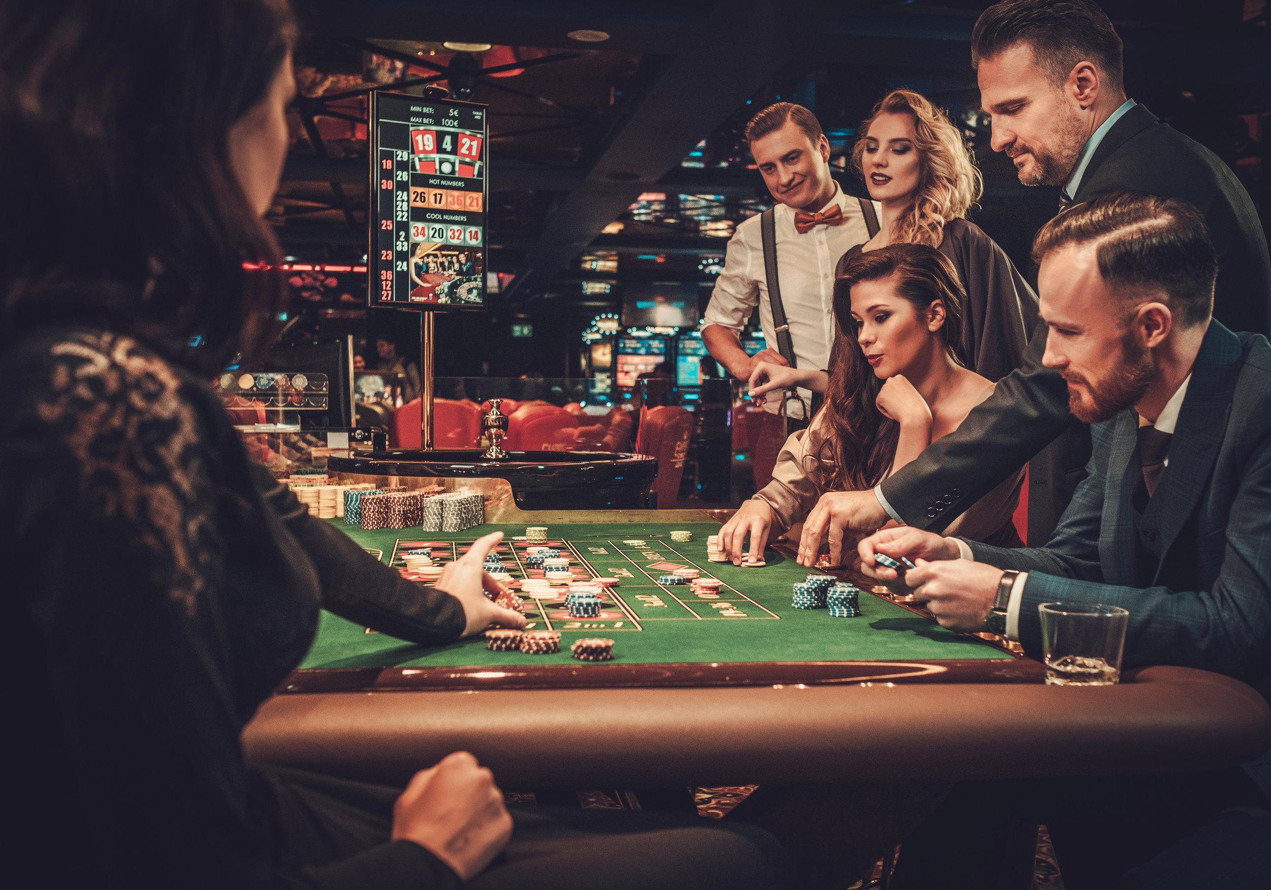 Casino Tables -