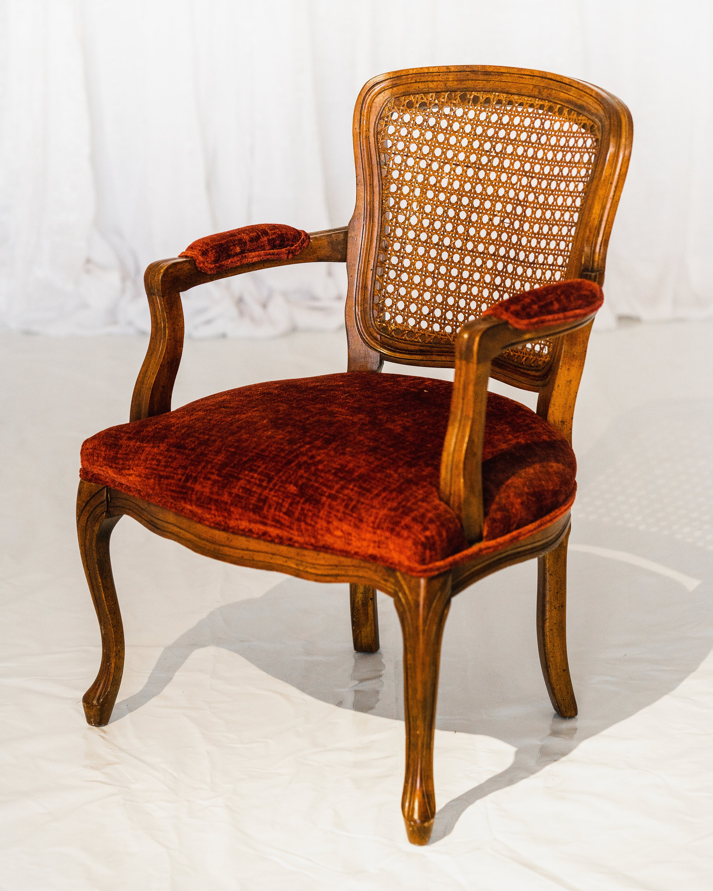 Scarlet Chair -