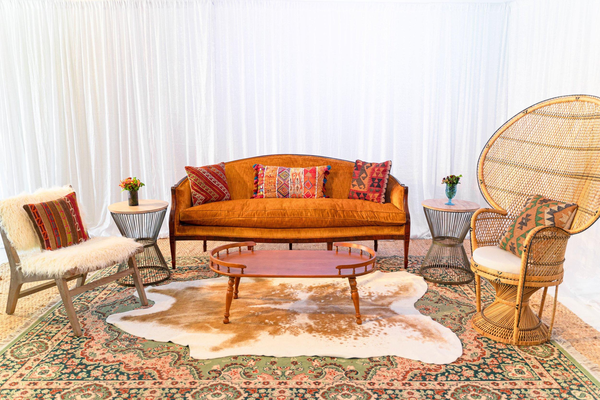 Vintage Furniture -