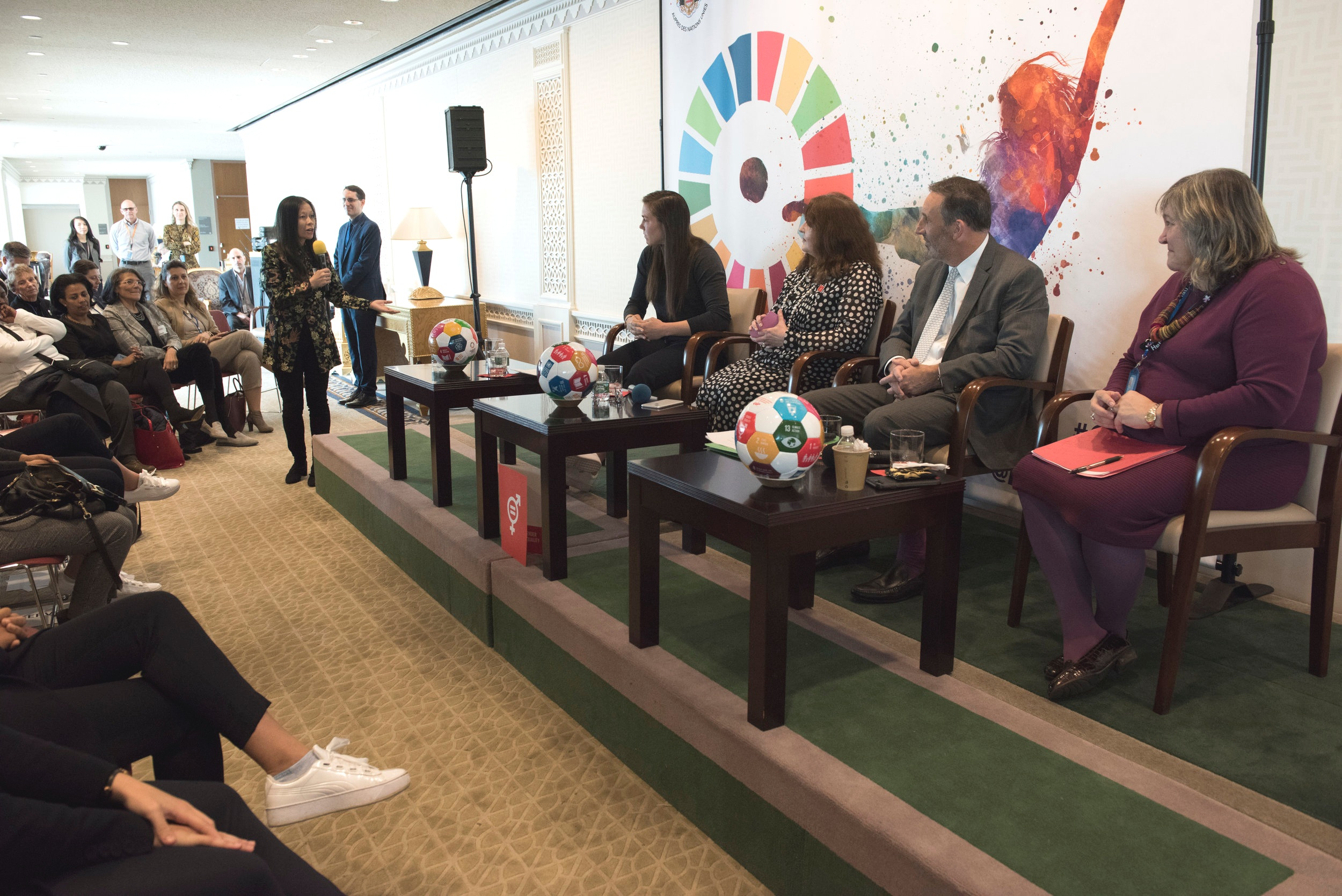 United Nations High-Level Convening on Sport