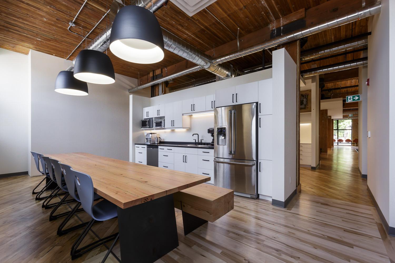 139 Market, interior photo of kitchen / Photo:  Lindsay Reid