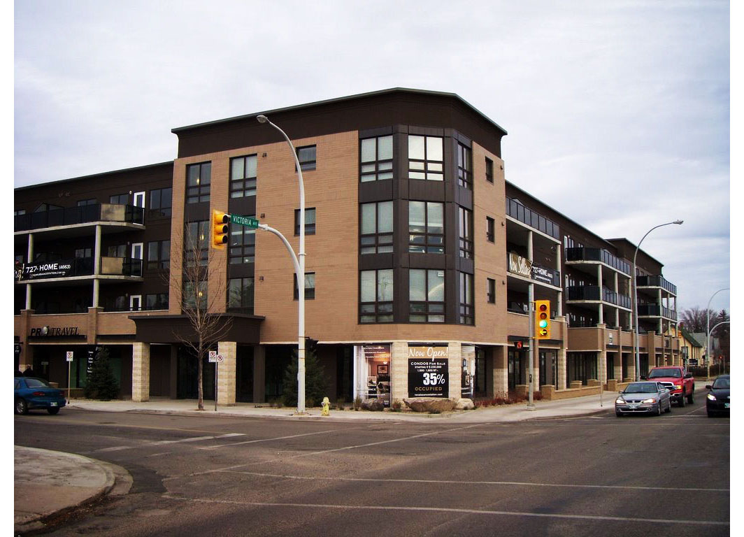Renaissance Station Condominiums, exterior photo of building