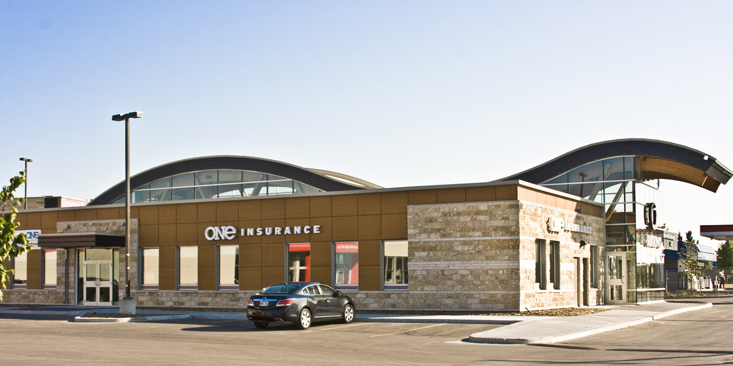 Sunova Credit Union, exterior photo of building / Photo: Tracy A Wieler