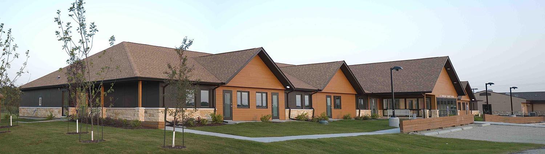 East Borderland Housing