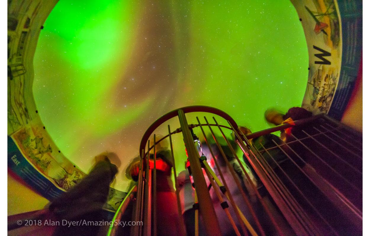 Aurora - Feb 3-4, 2014 (Thru the Dome)