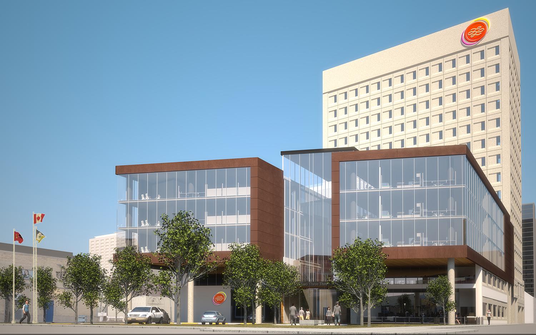 Manitoba Liquor & Lotteries Headquarters