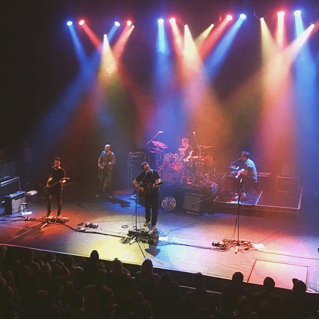 DENVER. It's gonna get mezzy tonight! @ogdentheatre  Photo: @morgan_verble