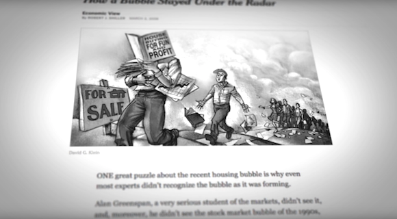 Recession Financial Crisis Eisman