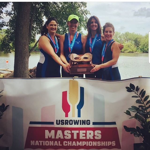 Huge congratulations to all the masters athletes who raced this weekend at USRowing Masters National Championships. These gals and guys took 7 national titles, bringing a total of 40 gold medals home to Everett. #Rowing #crew #everettrowing