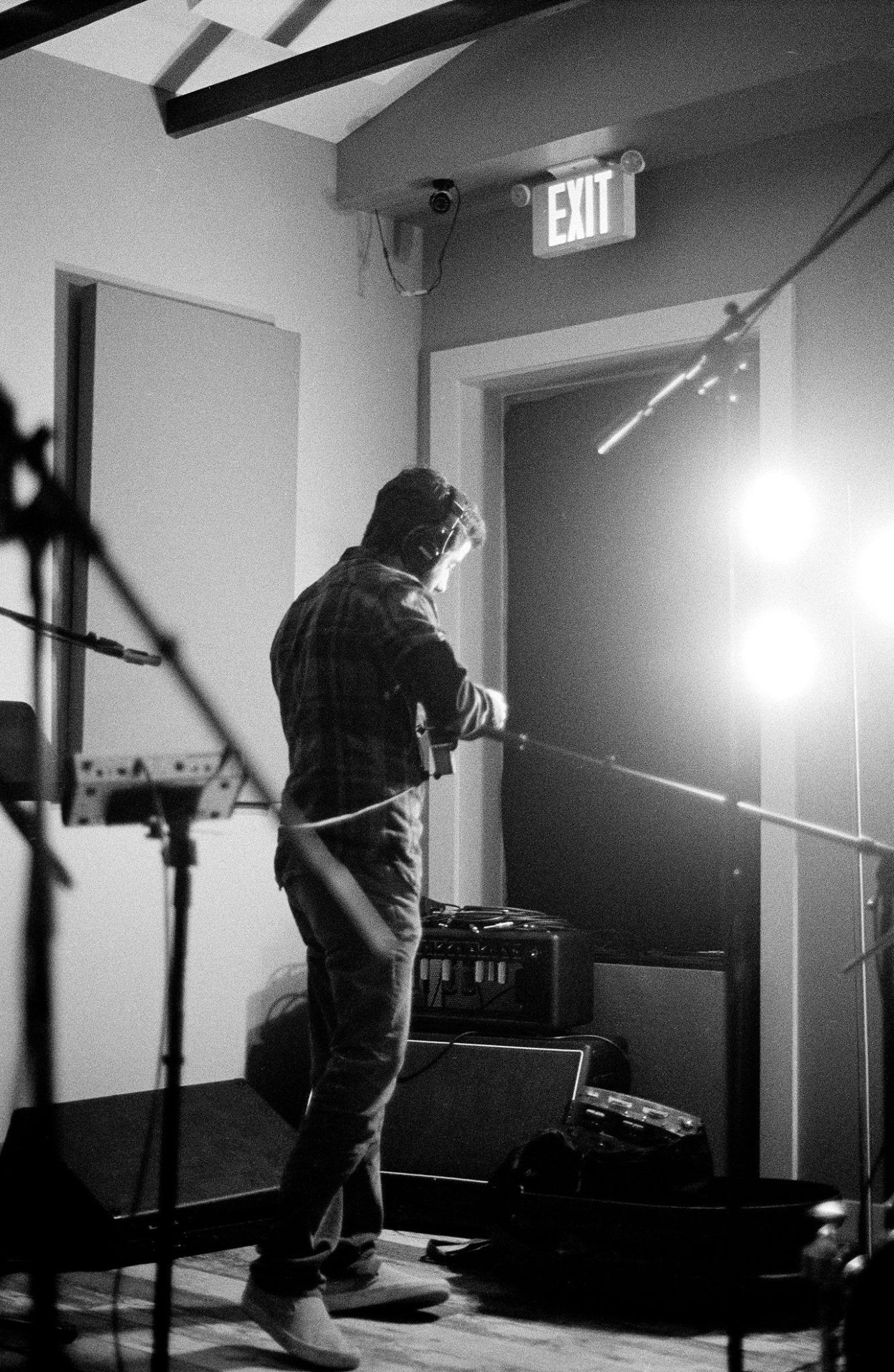 Omer Ashano recording NC