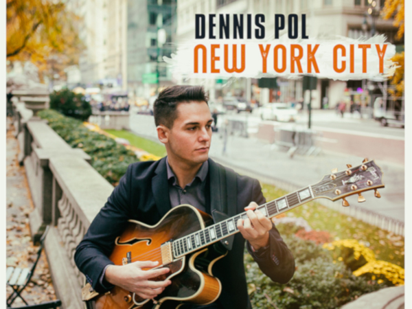"Dennis Pol ""New York City""- 2019"
