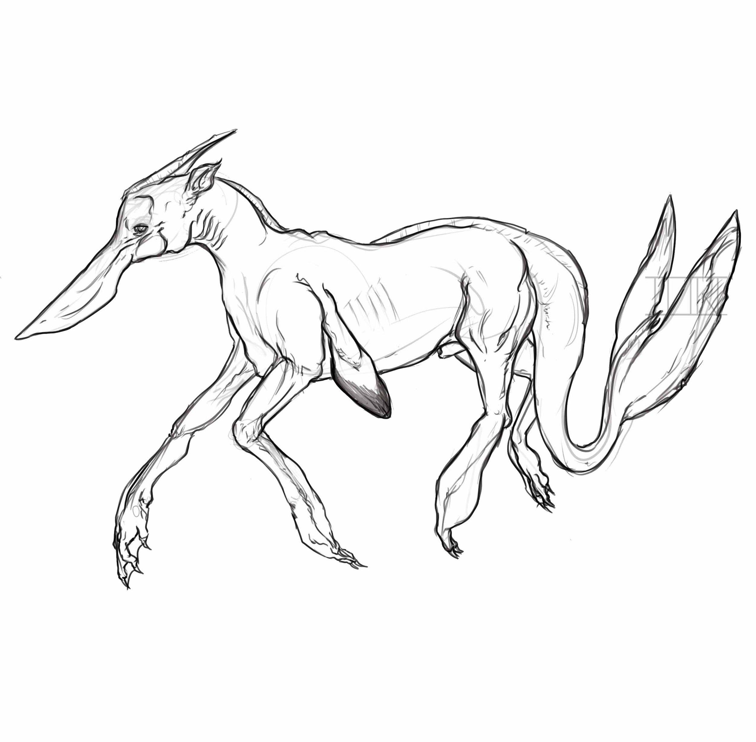 Aquatic Horse