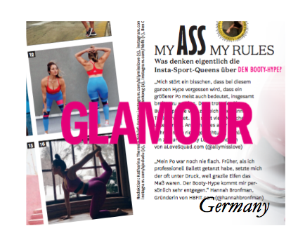 GLAMOUR GERMANY -