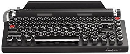 Keyboard Vintage - Keyboard: Typewriter Qwerkywritter Shop: Amazon https://amzn.to/2zTShyA