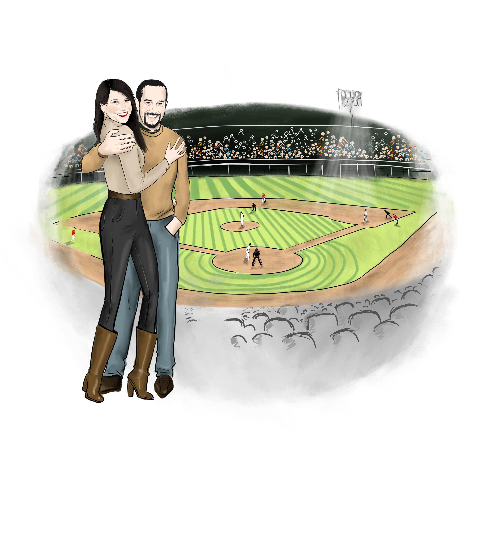 Vamos al Baseball -