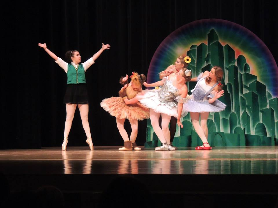 The wizard of oz  2015