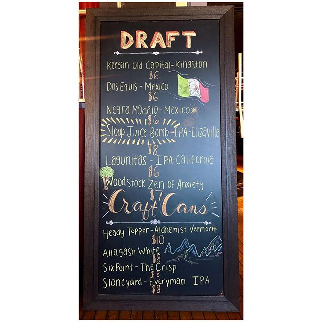 Happy Taco & Tequila Tuesday!! Come in and enjoy our new draft and craft beers 🍻 🍺