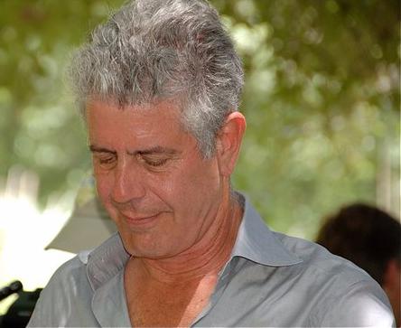 Anthony Bourdain - 1956-2018