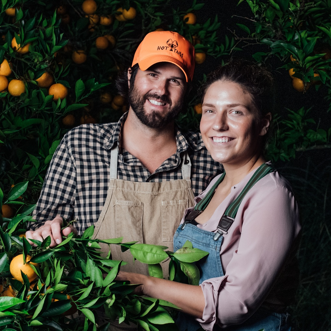 cody & samantha carroll  stars of food network's   cajun aces
