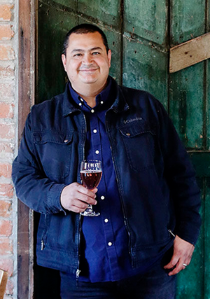 joaquin rodas  jbf 2019 & 2018 outstanding wine program nominee
