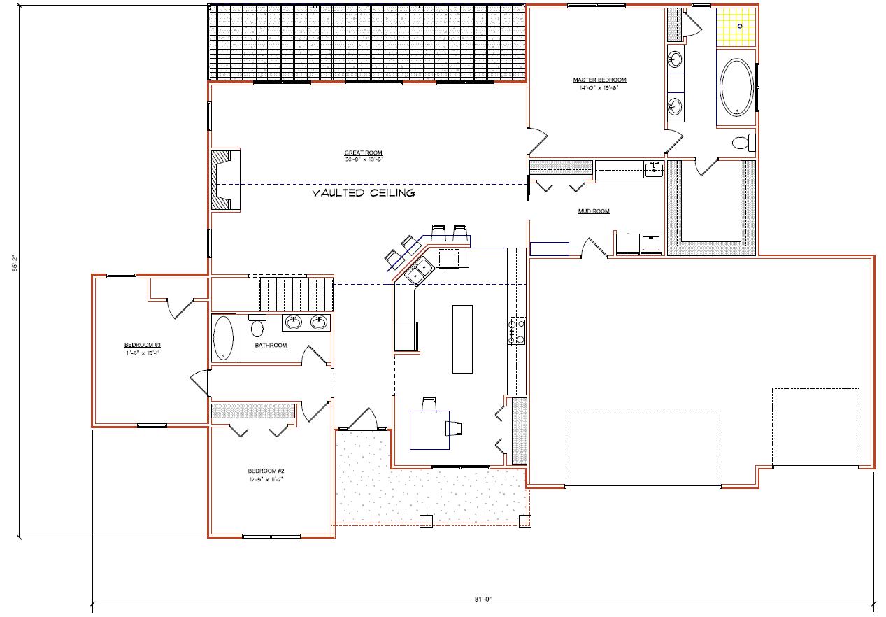 Lot 76 Floor Plan