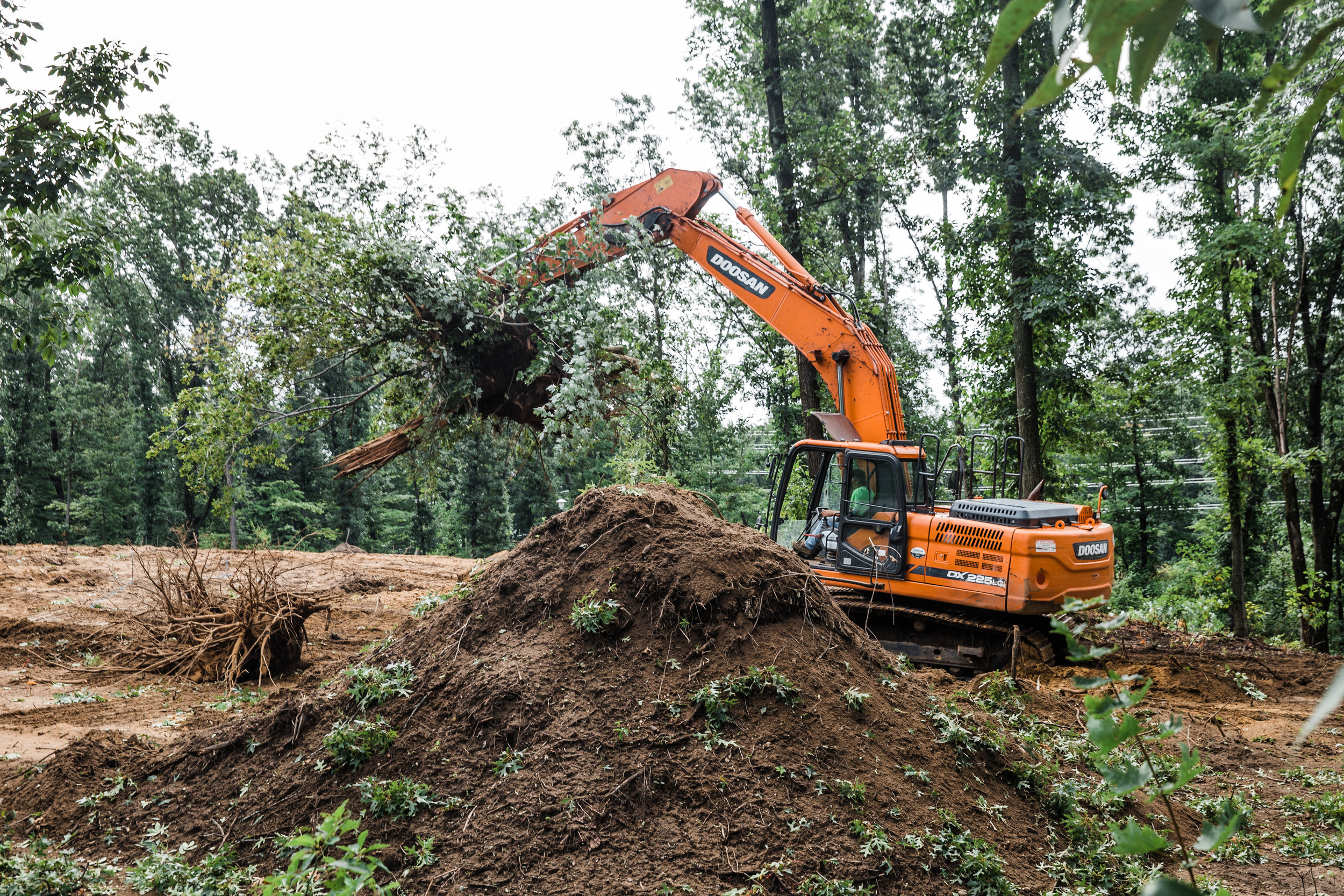 Importance of excavating