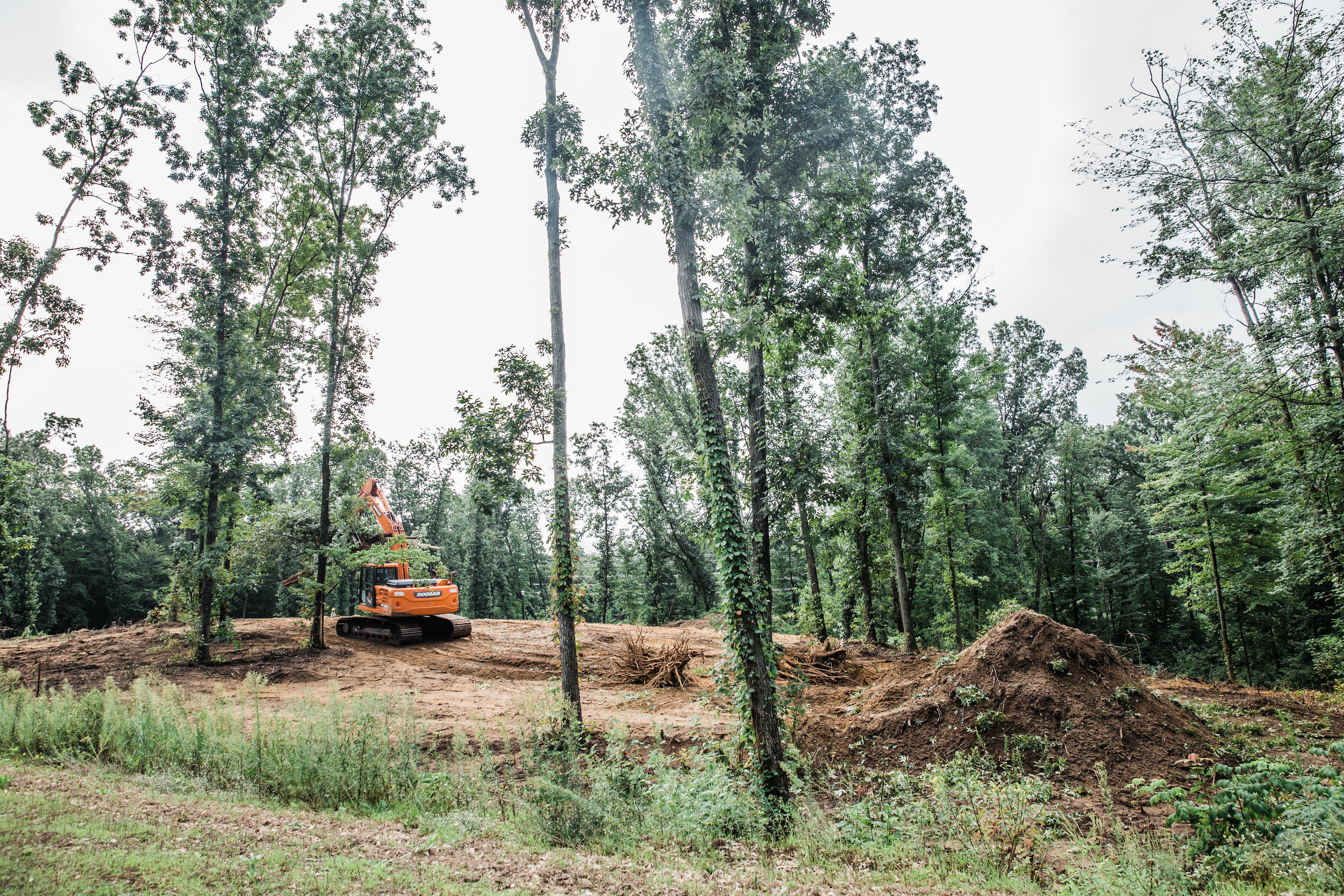 Michigan Excavators