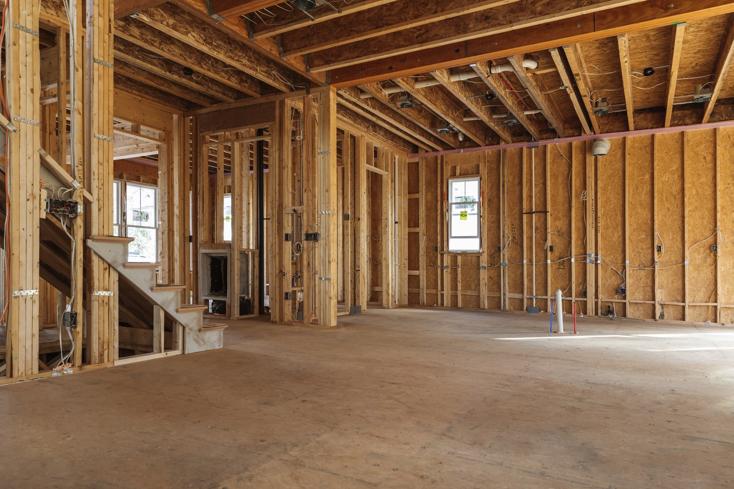 Basement Construction Types