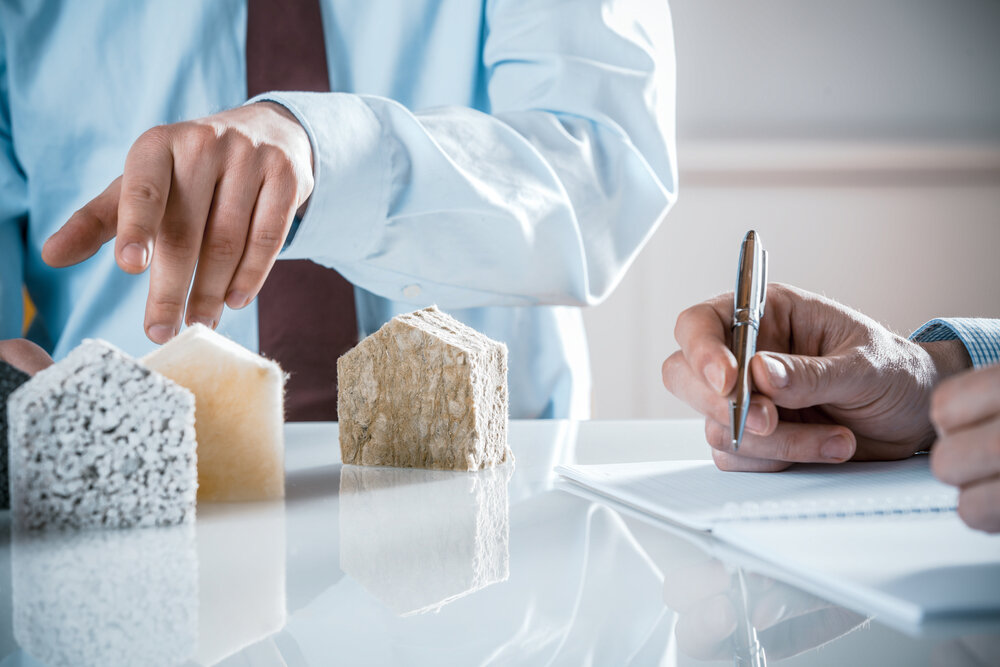 choosing a custom home working with an architect