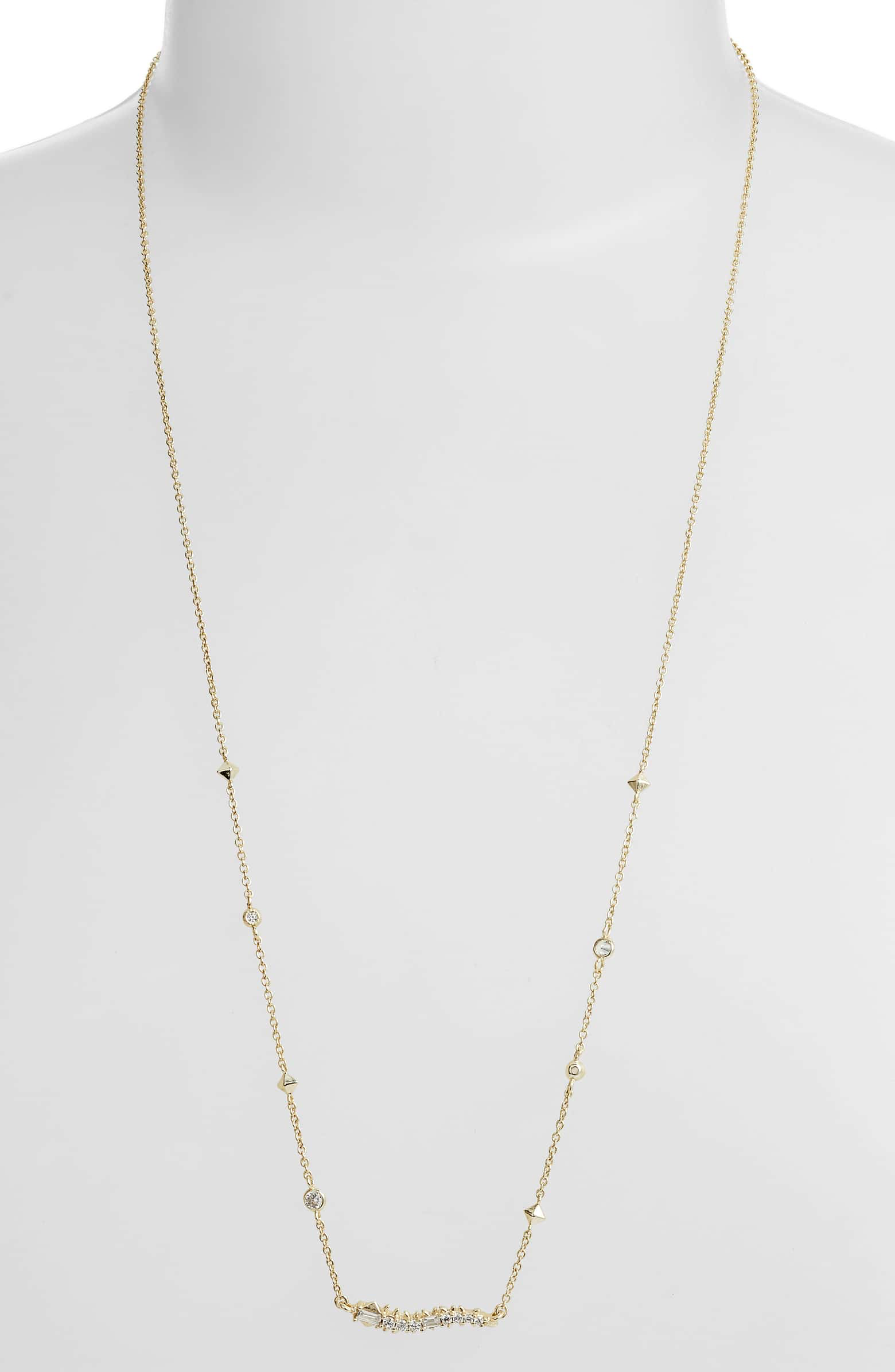 6. NECKLACE - Last but not least…accessories!Click here $52.99 (sale price)