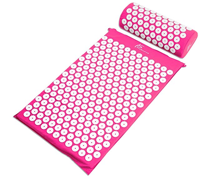 RELAX - I use an acupressure mat for about 20 to 30 minutes every night to relax my back & help me sleep. I also love a good stretch