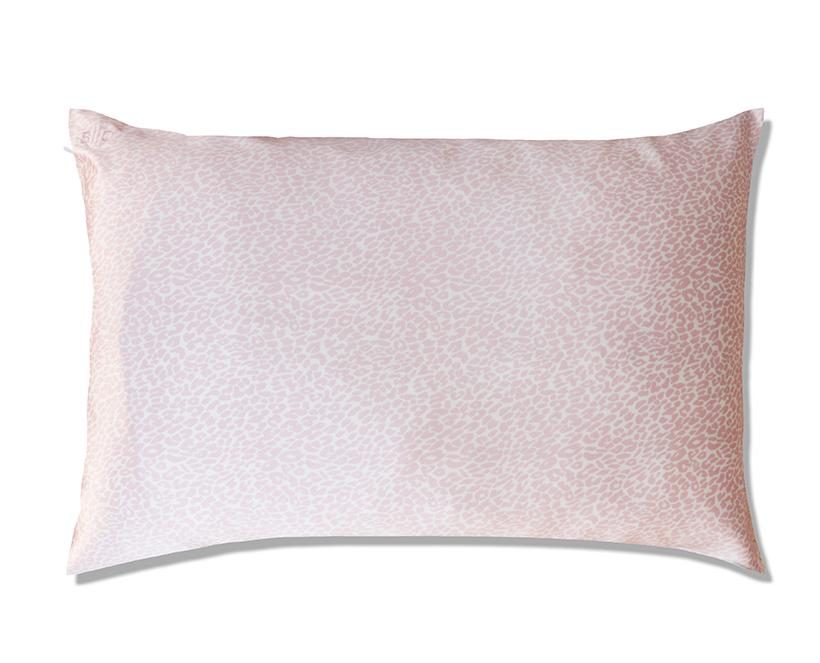 PILLOWS - I have 2 soft pillows, 2 firm pillows, & a foam pillow. All with silk pillowcases. All for just me. Necessity.