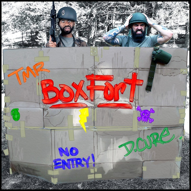 Box Fort - D.Cure