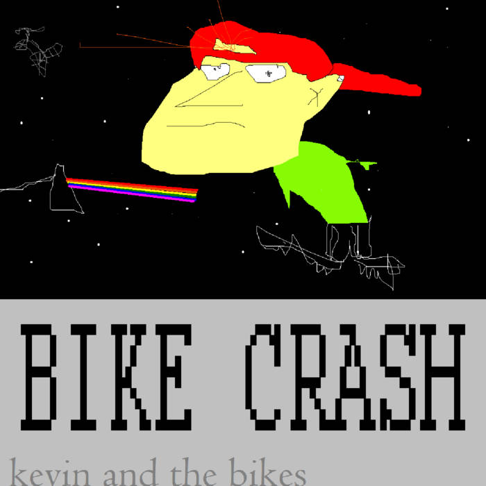 Bike Crash album art by Kevin and the Bikes