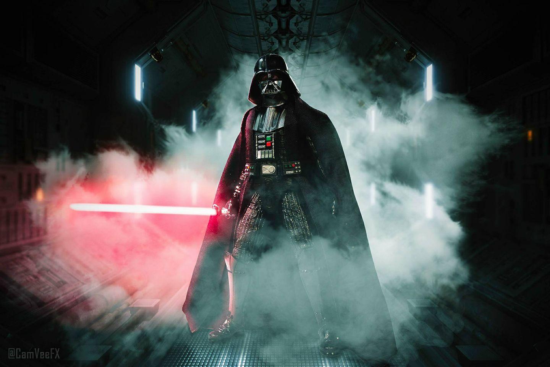 Darth Vader Hallway