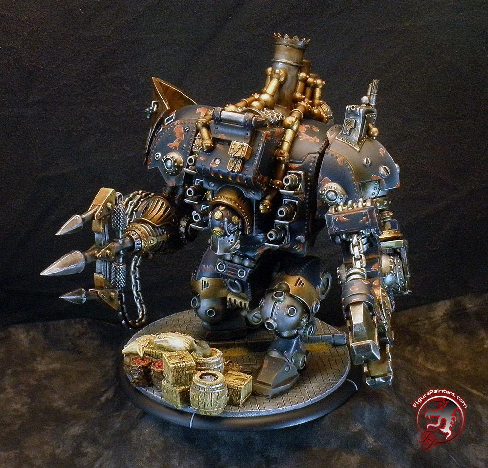 Warmachine Mercenaries