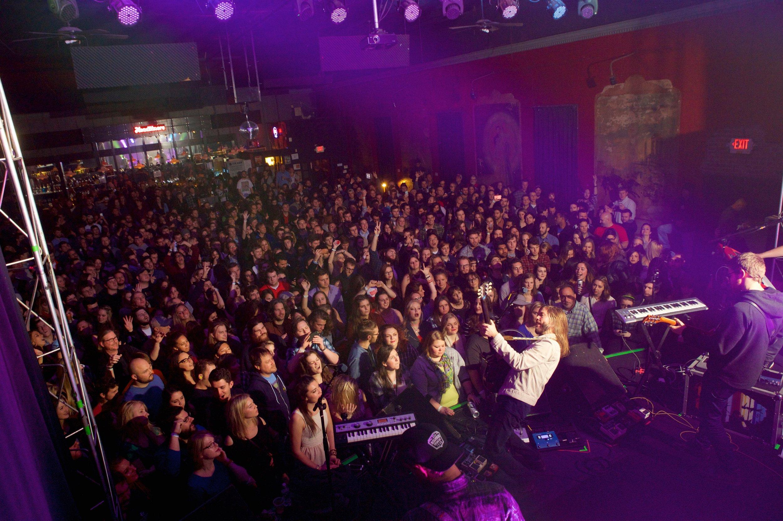 Headliners Music Hall Louisville, KY