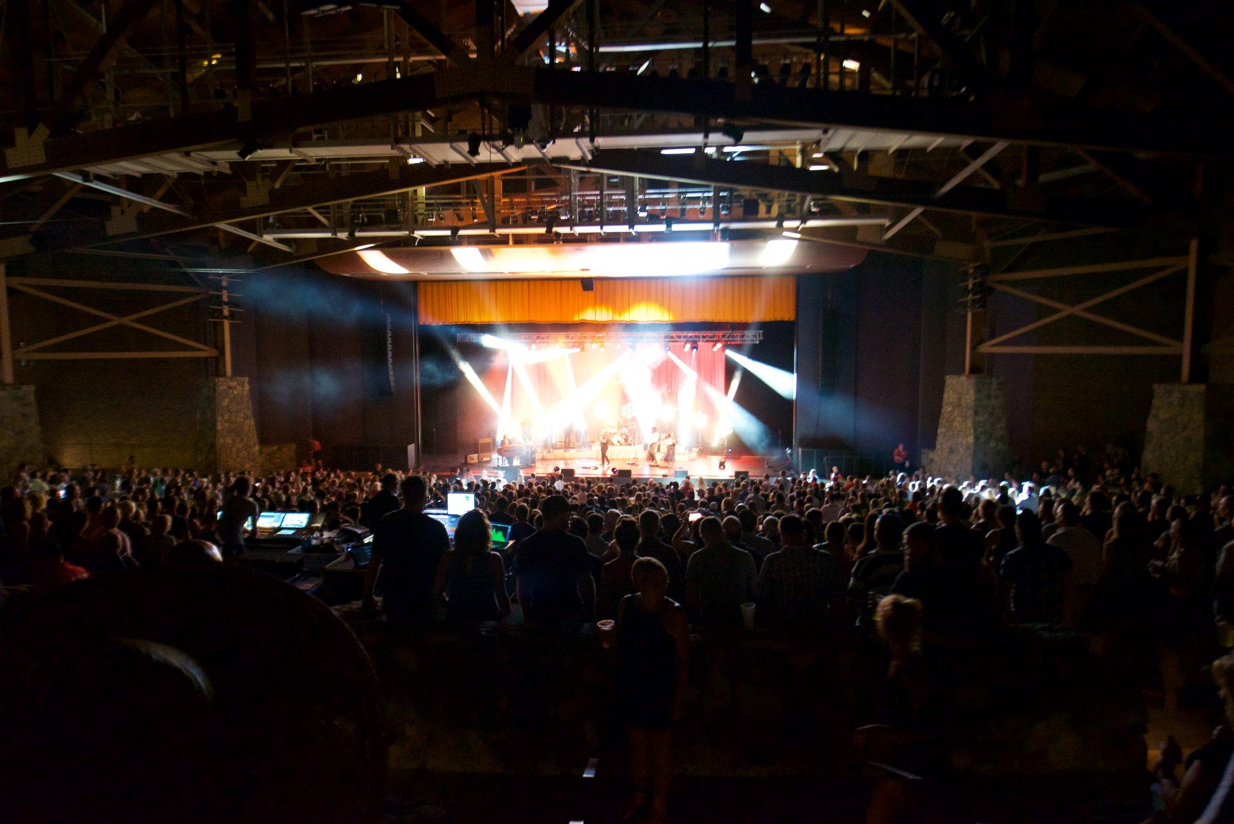 Iroquois Amphitheater Louisville, KY