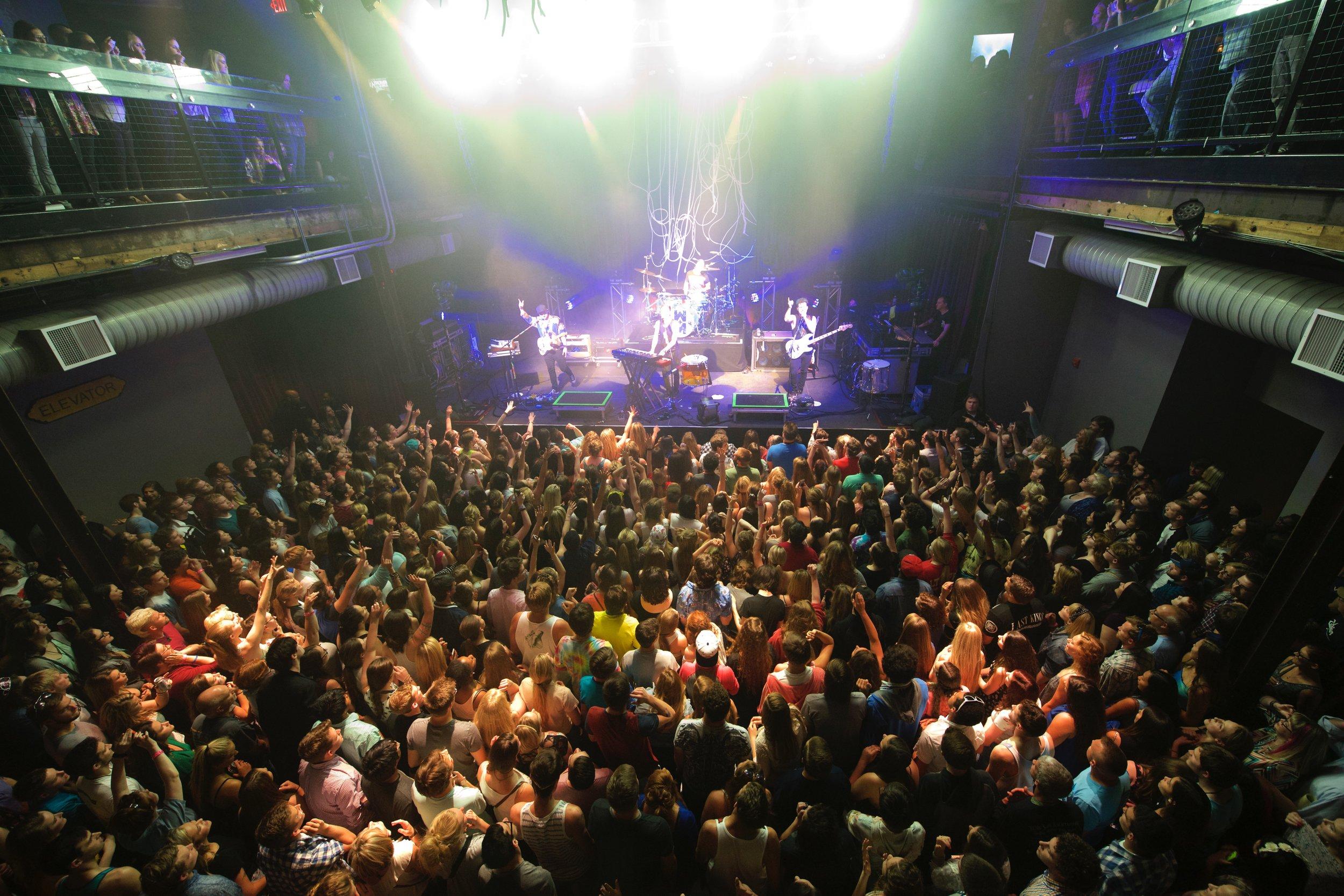 The Mercury Ballroom Louisville, KY