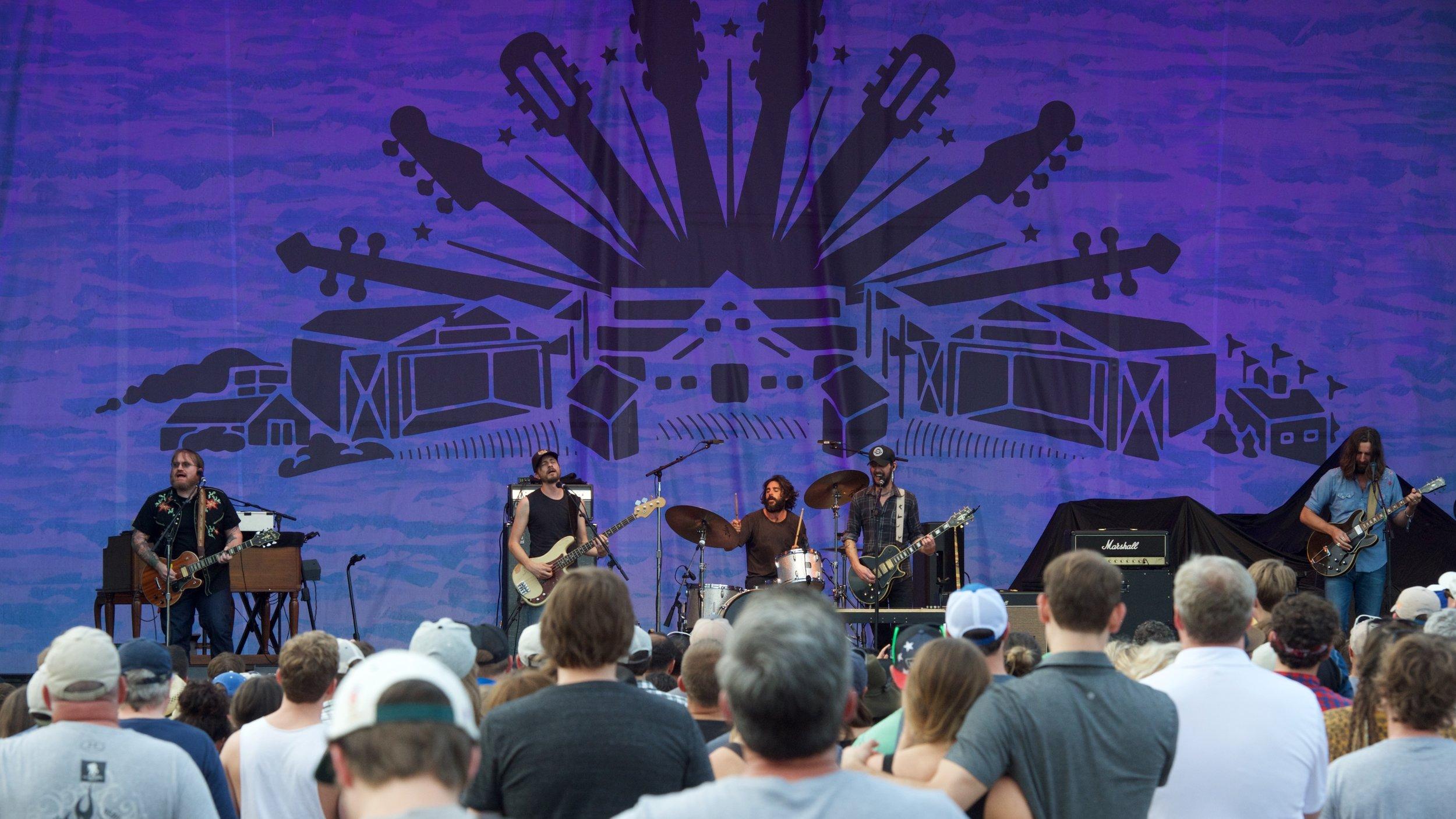 The Pilgrimage Music Festival Franklin, TN