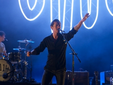 Arctic Monkeys Bring out All Ages and I Was The Old Man Out - Louisville.com, June 2014