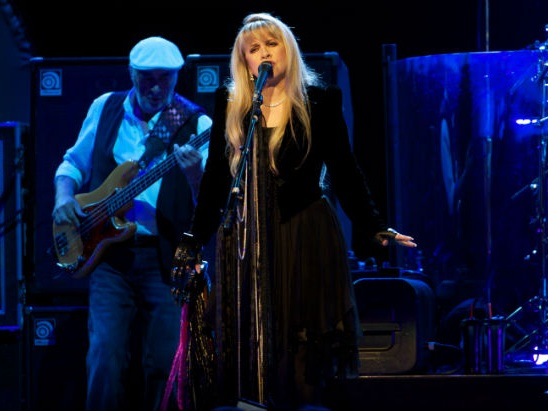 Fleetwood Mac at KFC YUM Center - April 2013