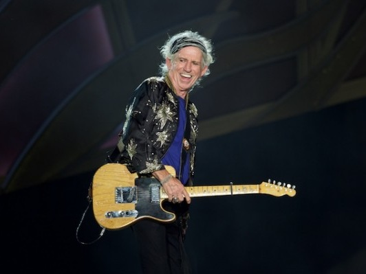 The Rolling Stones Take Nashville - American Songwriter, June 2015