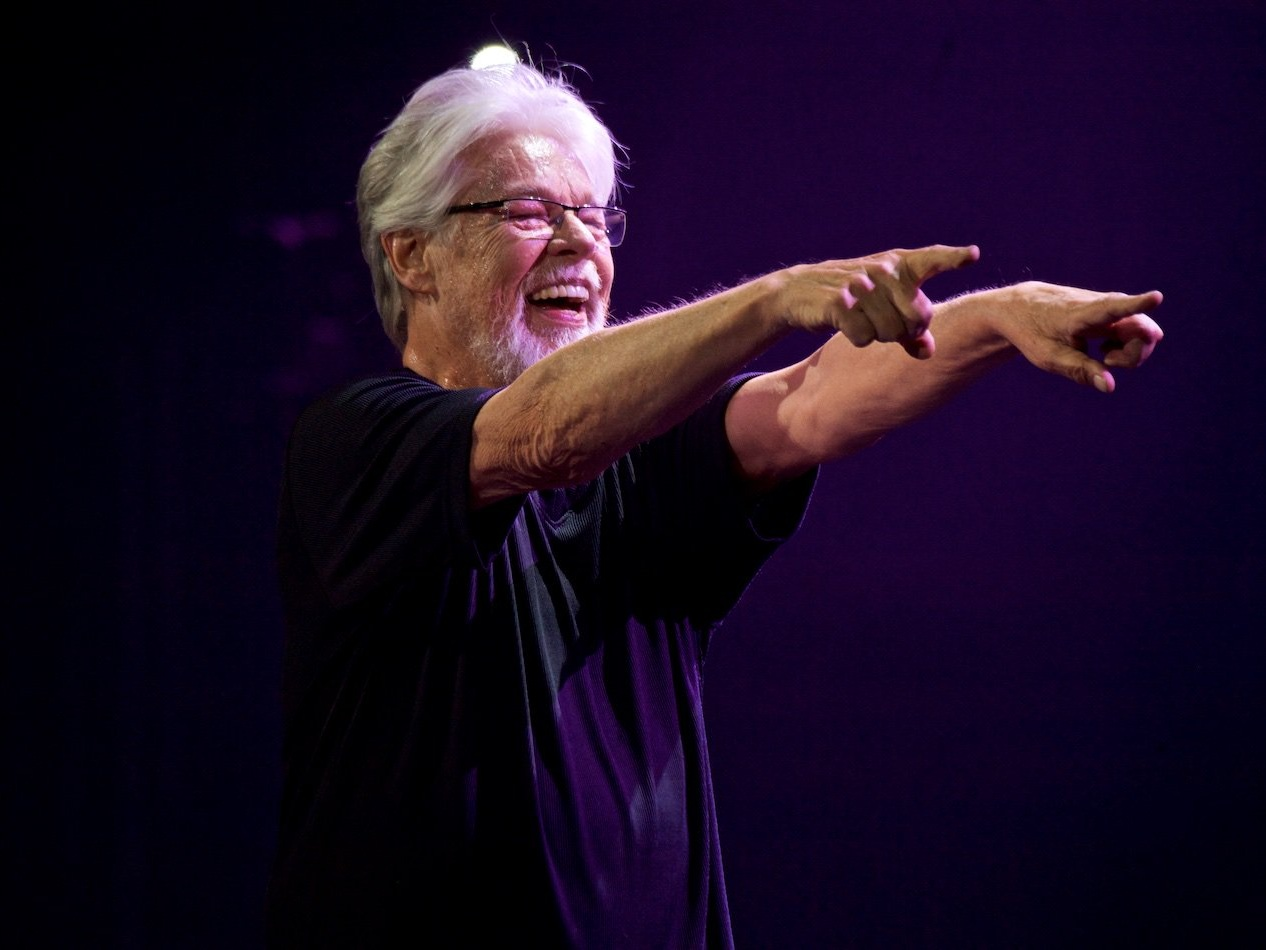 Bob Seger and the Silver Bullet Band at KFC Yum Center, Louisville KY - December 11, 2018