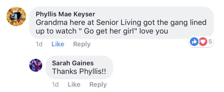 idk you Phyllis, but I love you.
