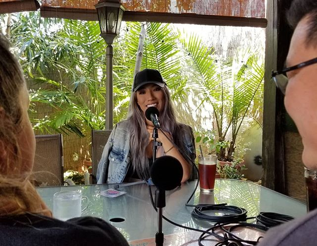 Definitely check out our interview with the talented and beautiful @theazraofficial! We covered topics like her new single Dimension, and growing up Korean American.  You can watch her new music video on AZRAVEVO And her interview in the bio 😄  #AZRA #dimension #newsingle #newsinglealert #koreanamericanheritagepodcast #koreanamerican #kahp