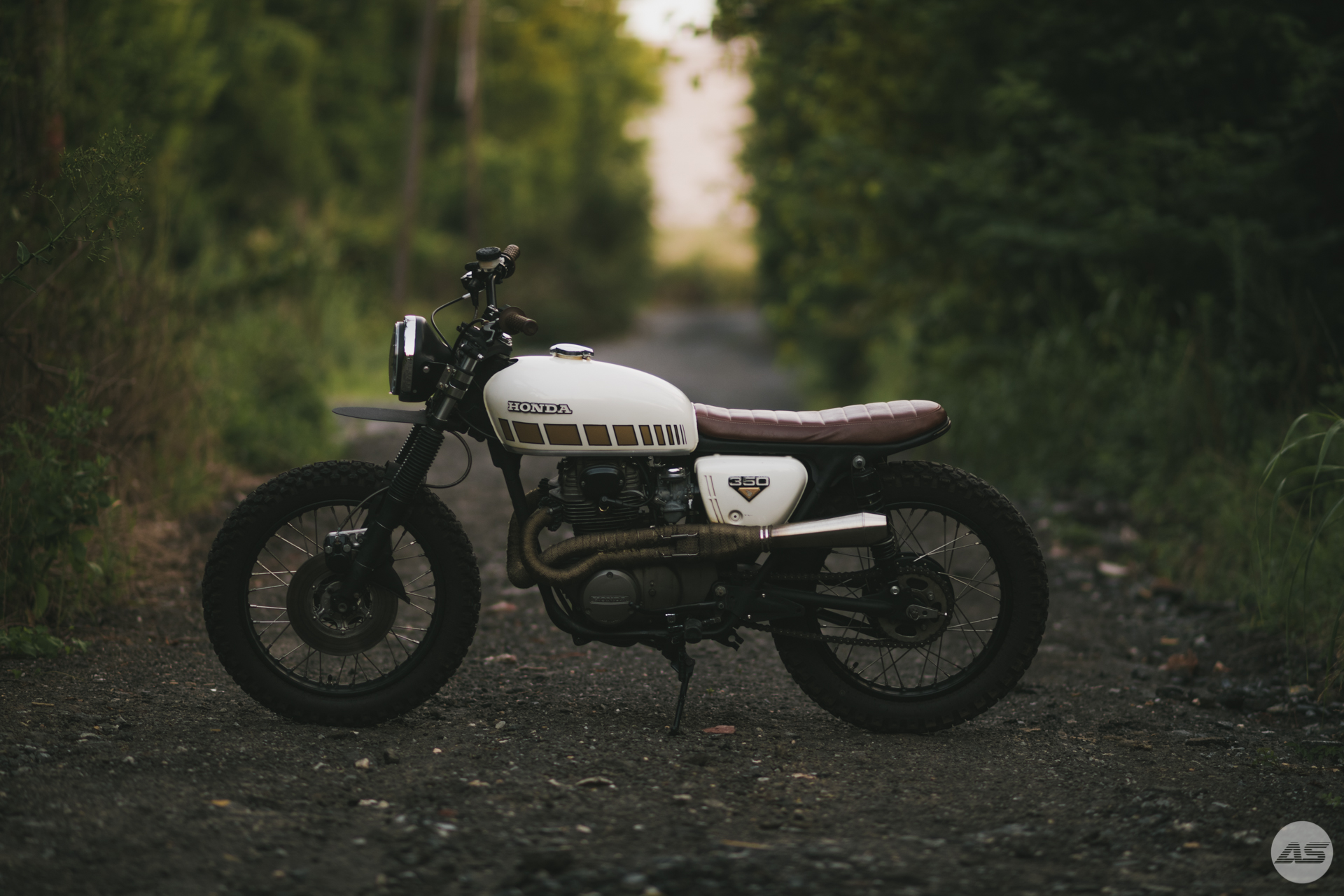 1972 Honda CB350 - Macon, GA | July 2018