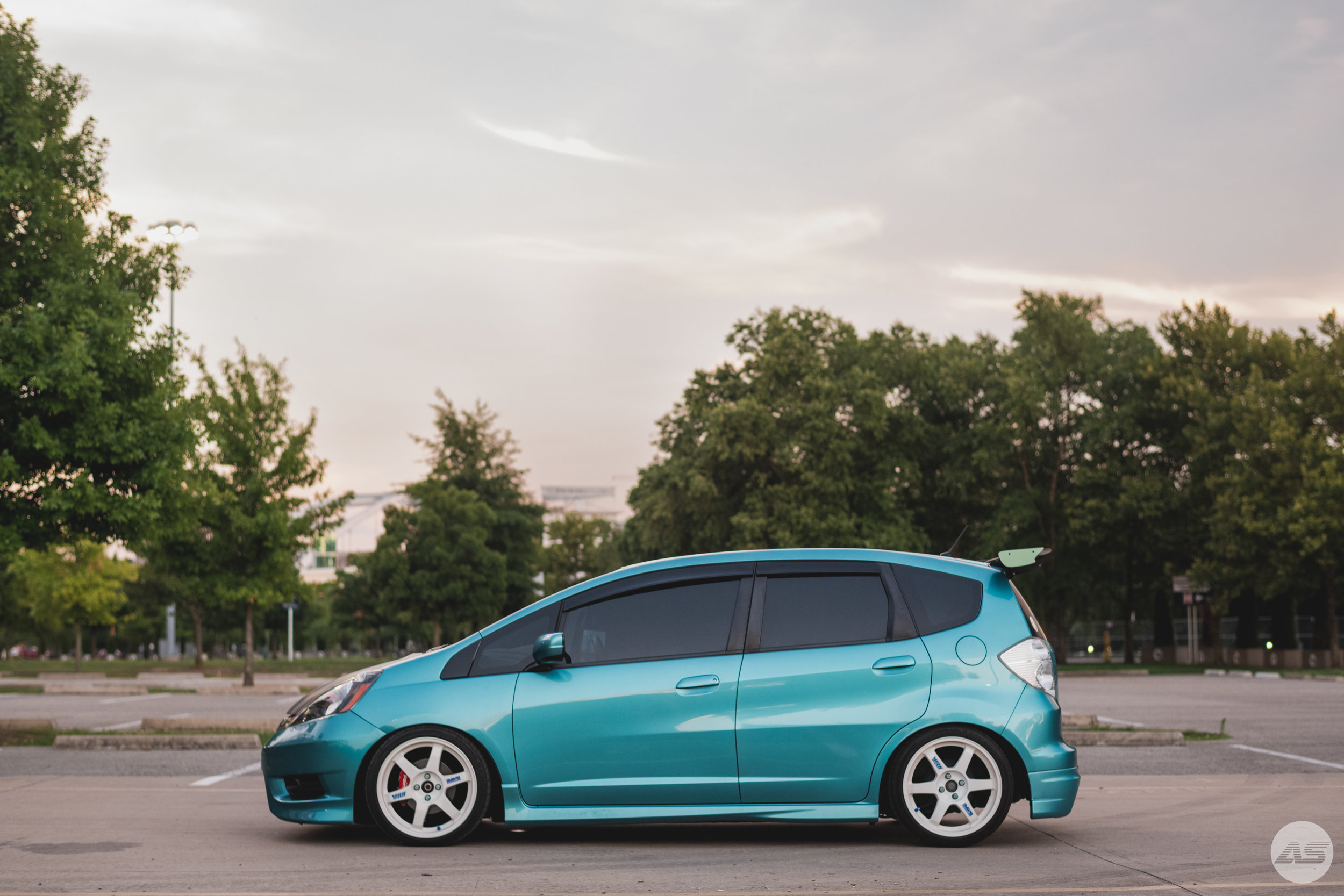 The Dream of the 90s - Ando Rajavong's 2012 Honda Fit SportNashville, TN | June 2019