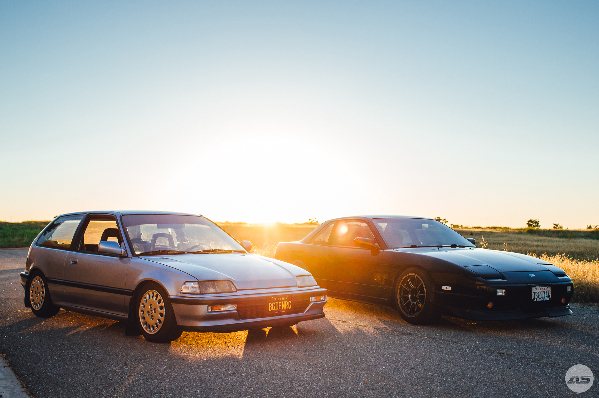 The JDM Duo - James's '88 Civic and '92 240SXHemet, CA | July 2019